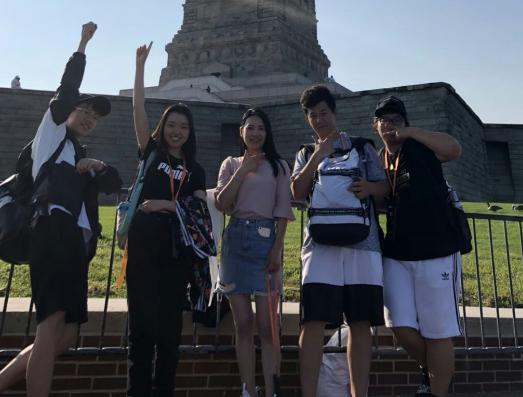 2018暑期赴美带薪实习之旅